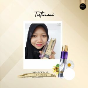 b erl make up remover